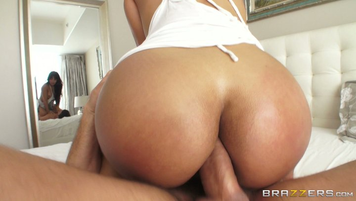 Fulfilling hungry butt nugget of Latina lady Rose Monroe