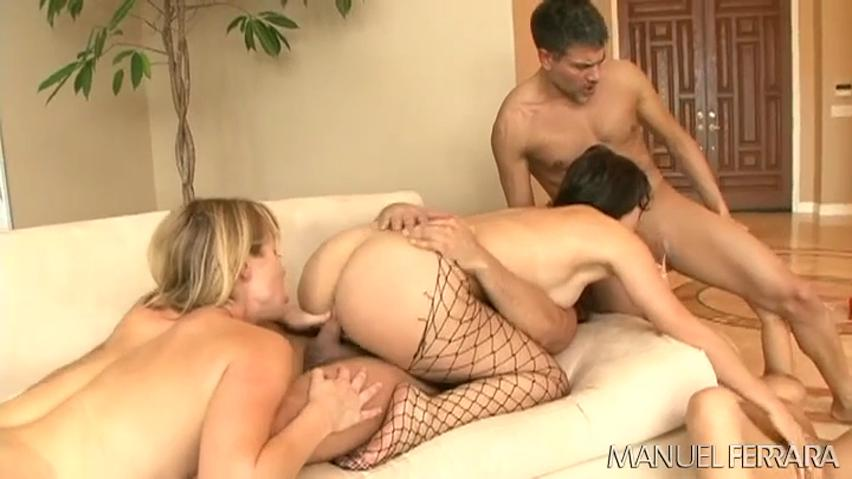 Exceptional blow out activity with three excessively stacked MILFs