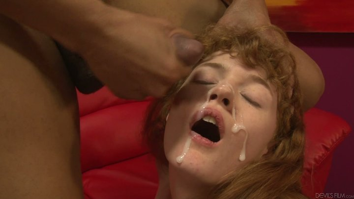 Tight cooch of terrible youngster Abbey Rain grasps on pounding BBC