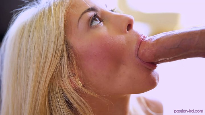 Enormous boobed blonde mother Kayla Kayden rides face and a major dick